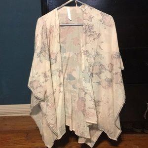 Urban outfitter kimono, one size